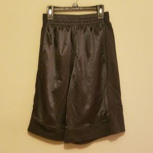 And1 Shorts - AND1 - Men's - Basketball Shorts -Grey/Silver - Sm